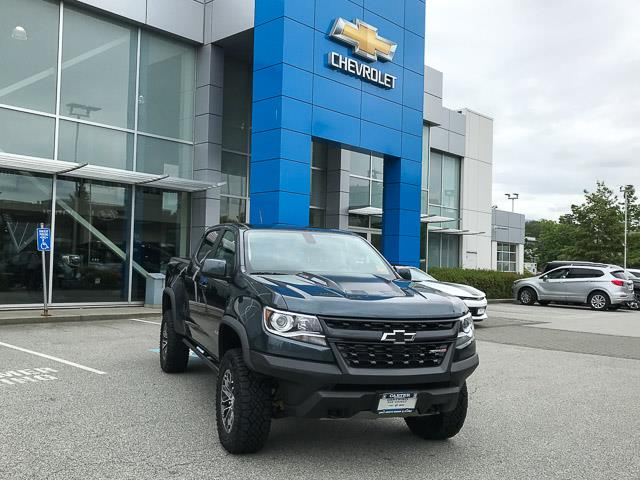 2019 Chevrolet Colorado ZR2 (Stk: 972450) in North Vancouver - Image 2 of 27