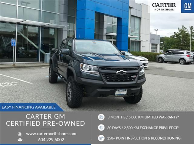 2019 Chevrolet Colorado ZR2 (Stk: 972450) in North Vancouver - Image 1 of 27