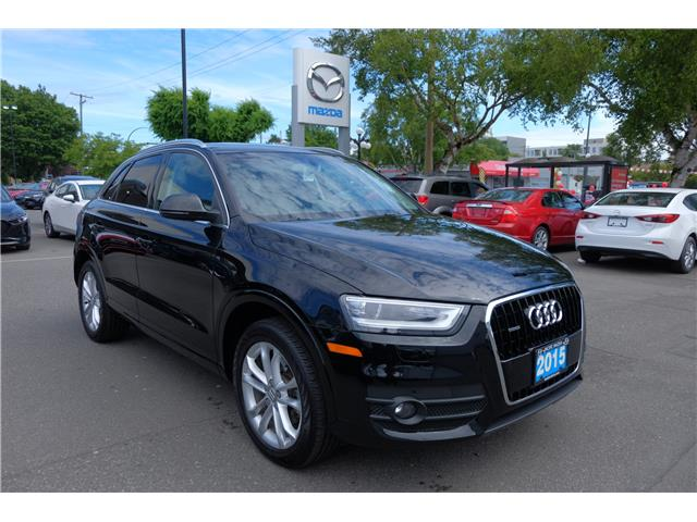 2015 Audi Q3 2.0T Technik (Stk: 7933A) in Victoria - Image 4 of 20