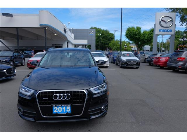 2015 Audi Q3 2.0T Technik (Stk: 7933A) in Victoria - Image 2 of 20