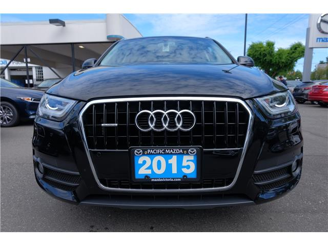 2015 Audi Q3 2.0T Technik (Stk: 7933A) in Victoria - Image 3 of 20