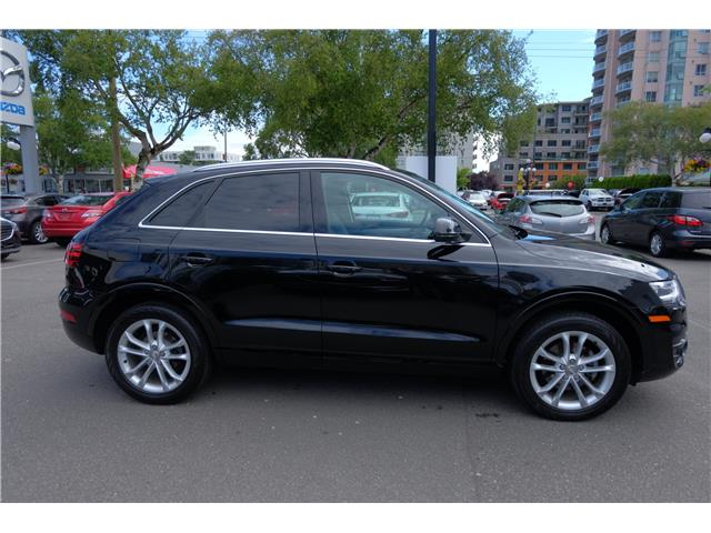 2015 Audi Q3 2.0T Technik (Stk: 7933A) in Victoria - Image 5 of 20