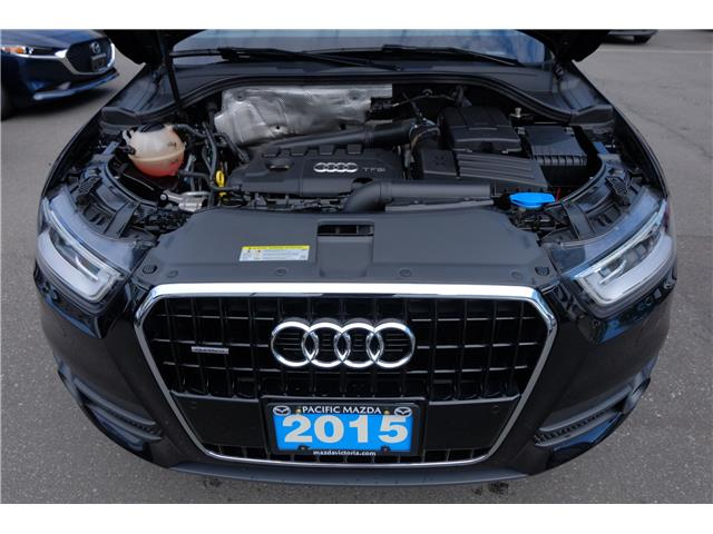 2015 Audi Q3 2.0T Technik (Stk: 7933A) in Victoria - Image 19 of 20