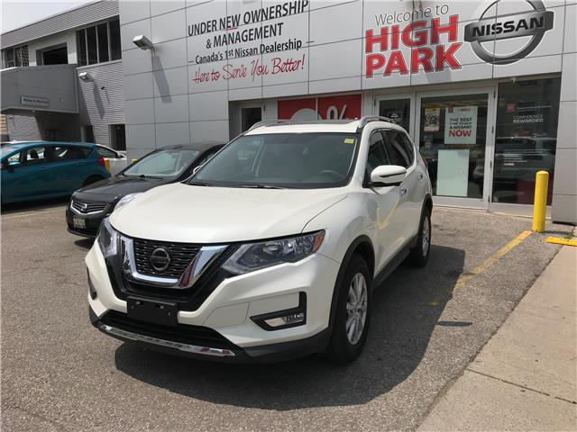 2018 Nissan Rogue SV (Stk: U1502) in Toronto - Image 1 of 20