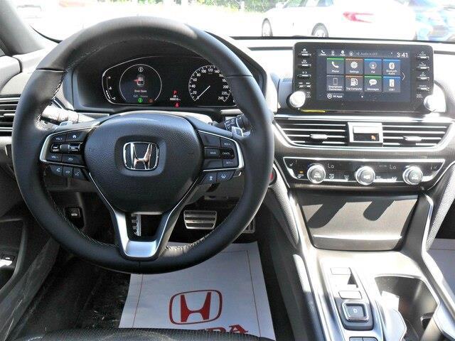 2019 Honda Accord Sport 2.0T (Stk: 10419) in Brockville - Image 8 of 20