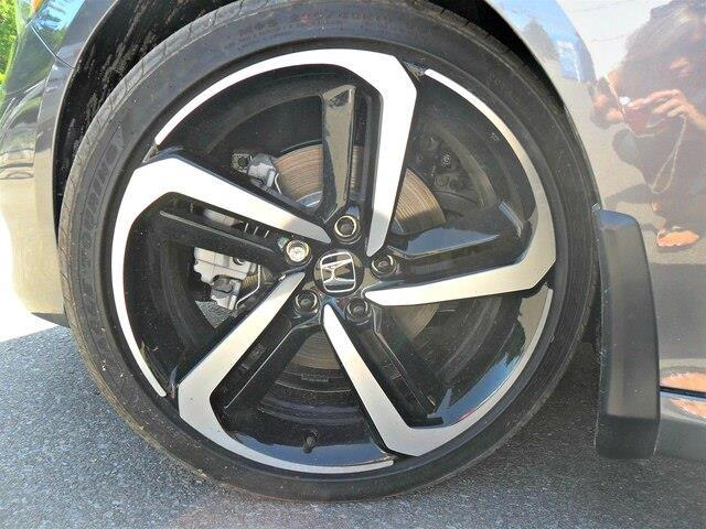 2019 Honda Accord Sport 2.0T (Stk: 10419) in Brockville - Image 13 of 20