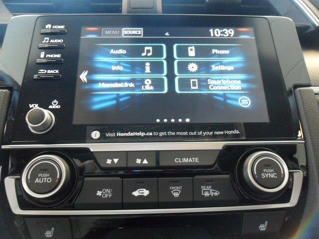 2019 Honda Civic EX (Stk: 10441) in Brockville - Image 2 of 16
