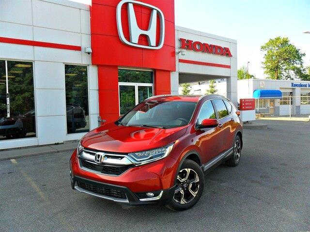 2019 Honda CR-V Touring (Stk: 10538) in Brockville - Image 1 of 23