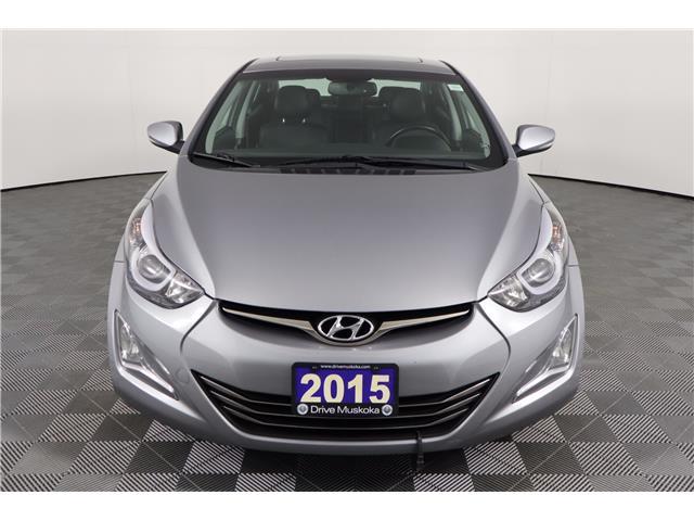 2015 Hyundai Elantra  (Stk: 119-161A) in Huntsville - Image 2 of 36