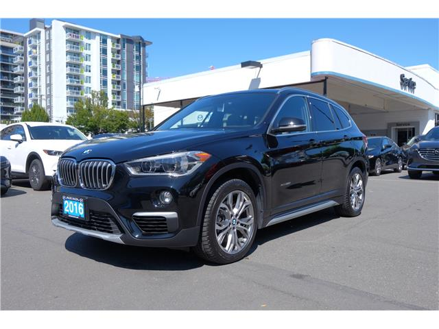 2016 BMW X1 xDrive28i (Stk: 638070A) in Victoria - Image 1 of 25