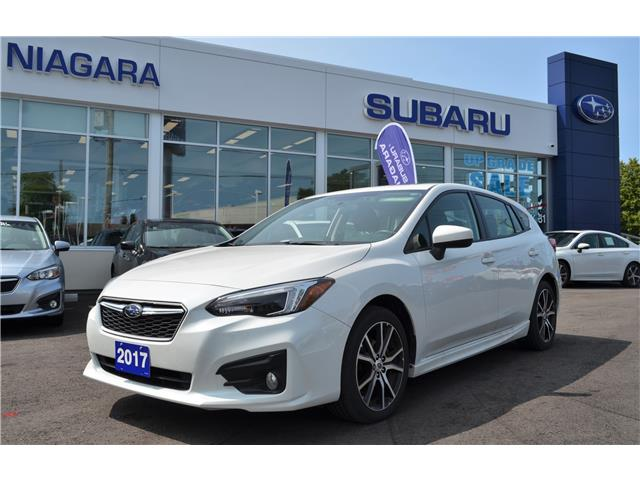 2017 Subaru Impreza Sport (Stk: Z1523) in St.Catharines - Image 1 of 19