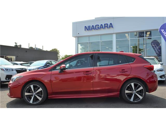 2017 Subaru Impreza Sport-tech (Stk: S4407A) in St.Catharines - Image 2 of 26