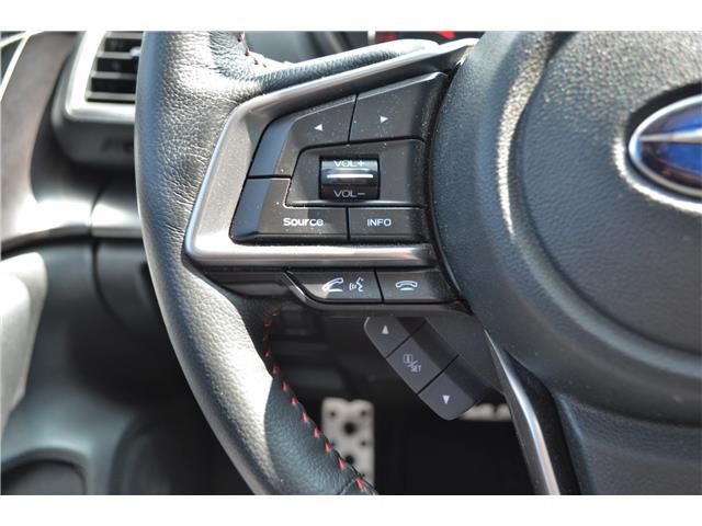 2017 Subaru Impreza Sport-tech (Stk: S4407A) in St.Catharines - Image 13 of 26