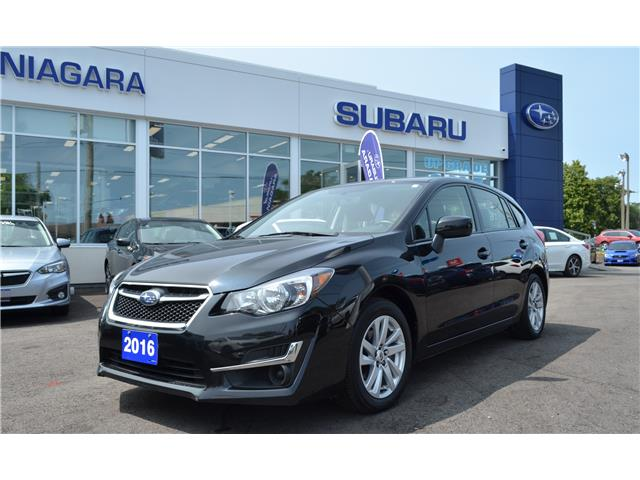 2016 Subaru Impreza 2.0i Touring Package (Stk: Z1518) in St.Catharines - Image 1 of 24