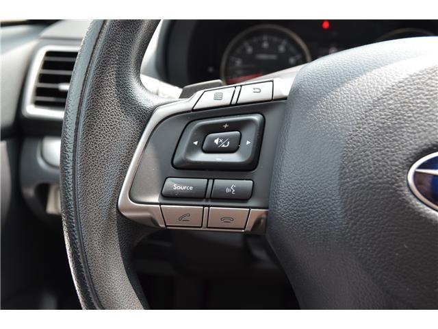 2016 Subaru Impreza 2.0i Touring Package (Stk: Z1518) in St.Catharines - Image 13 of 24