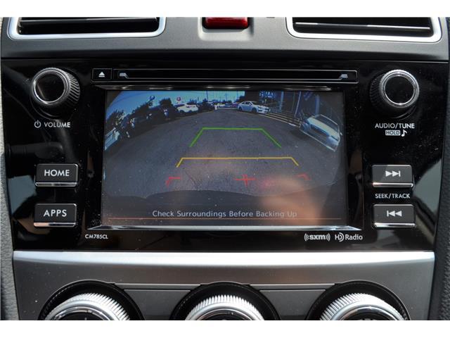 2016 Subaru Impreza 2.0i Touring Package (Stk: Z1518) in St.Catharines - Image 18 of 24