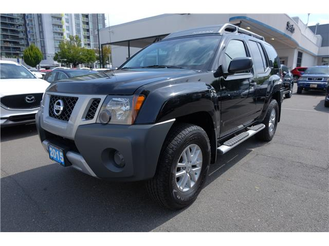 2015 Nissan Xterra S (Stk: 7929A) in Victoria - Image 1 of 20