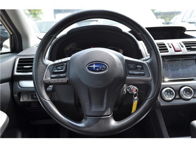 2016 Subaru Impreza 2.0i Touring Package (Stk: Z1518) in St.Catharines - Image 22 of 24