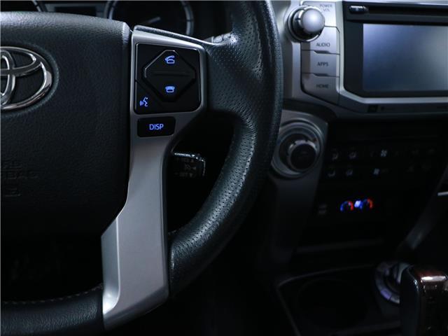 2016 Toyota 4Runner SR5 (Stk: 195629) in Kitchener - Image 11 of 32