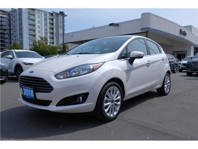 2018 Ford Fiesta Titanium (Stk: 7931A) in Victoria - Image 1 of 26