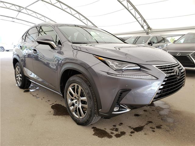 2020 Lexus NX 300 Base (Stk: L20011) in Calgary - Image 1 of 5