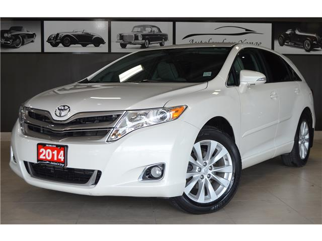 2014 Toyota Venza Base (Stk: AUTOLAND- E6977A) in Thornhill - Image 1 of 27