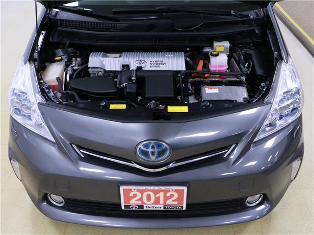 2012 Toyota Prius v Base (Stk: 195683) in Kitchener - Image 30 of 33