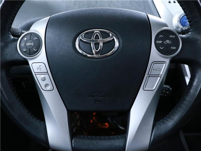 2012 Toyota Prius v Base (Stk: 195683) in Kitchener - Image 11 of 33