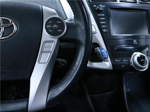 2012 Toyota Prius v Base (Stk: 195683) in Kitchener - Image 12 of 33