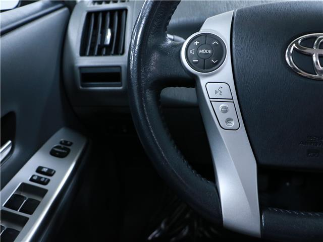 2012 Toyota Prius v Base (Stk: 195683) in Kitchener - Image 10 of 33