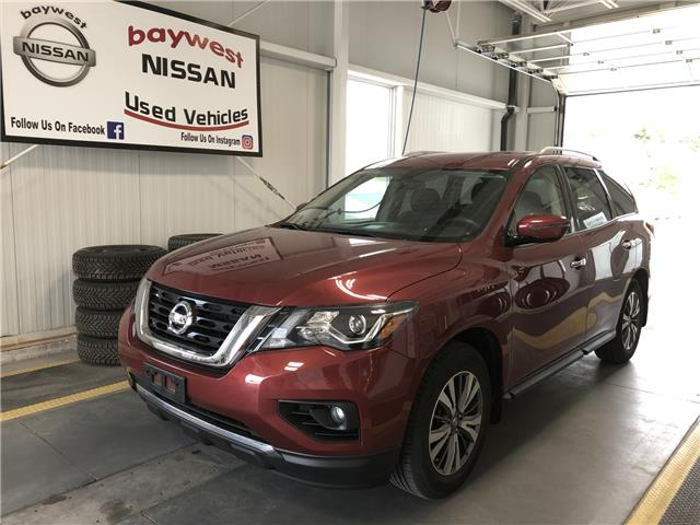 2017 Nissan Pathfinder SV (Stk: 19310A) in Owen Sound - Image 1 of 12