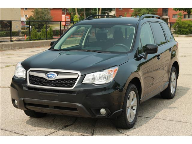 2016 Subaru Forester 2.5i Convenience Package (Stk: 1906263) in Waterloo - Image 1 of 23