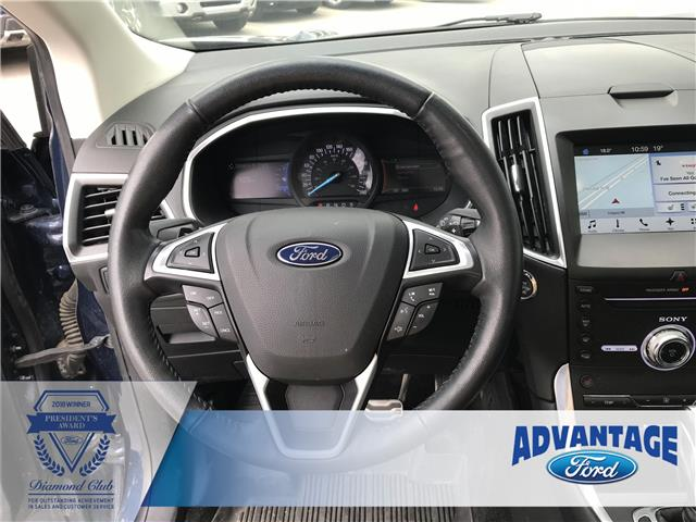 2017 Ford Edge Sport (Stk: 5497) in Calgary - Image 9 of 19