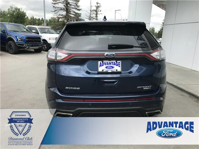 2017 Ford Edge Sport (Stk: 5497) in Calgary - Image 18 of 19