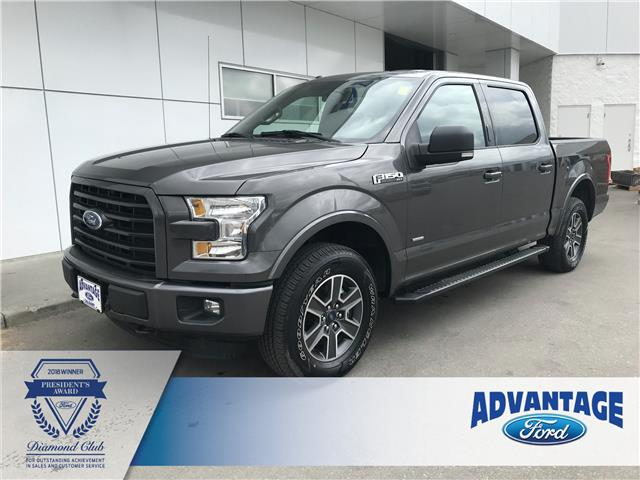 2016 Ford F-150 XLT (Stk: K-979A) in Calgary - Image 1 of 16