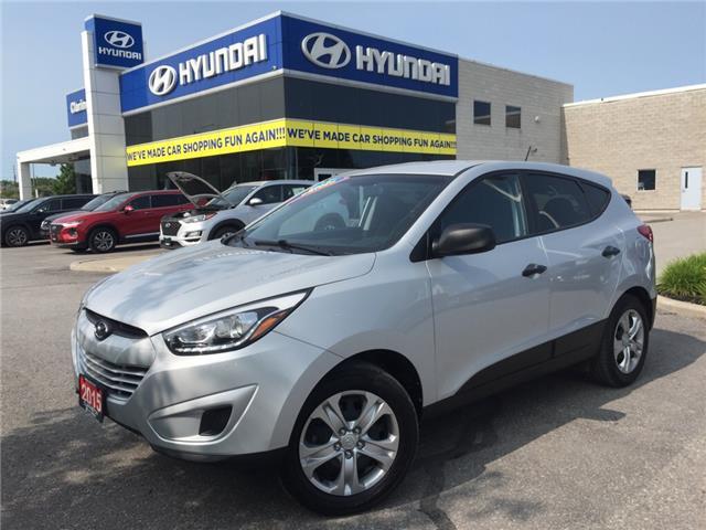 2015 Hyundai Tucson GL (Stk: U927) in Clarington - Image 1 of 14