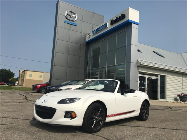 2015 Mazda MX-5 GS (Stk: UC5759) in Woodstock - Image 1 of 19