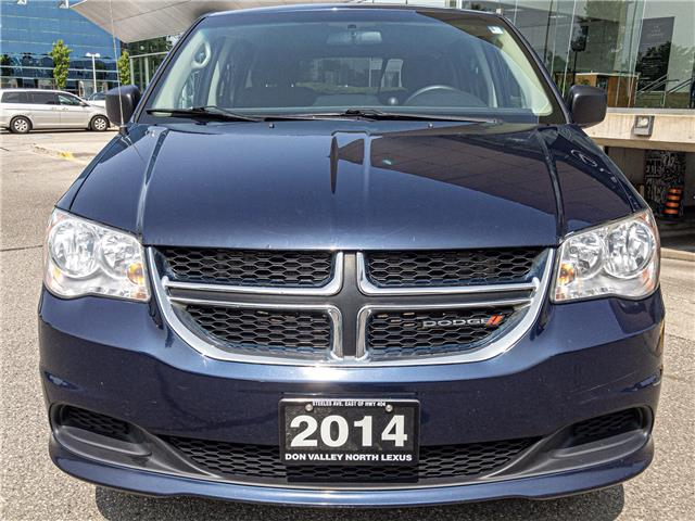 2014 Dodge Grand Caravan 29G SXT (Stk: 28452A) in Markham - Image 2 of 19