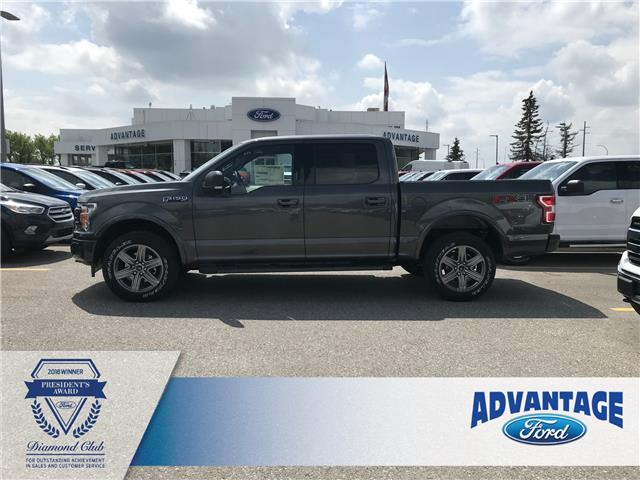 2019 Ford F-150 XLT (Stk: K-1581) in Calgary - Image 2 of 5