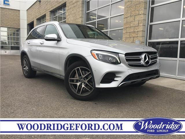 2017 Mercedes-Benz GLC 300 Base (Stk: K-77A) in Calgary - Image 1 of 22