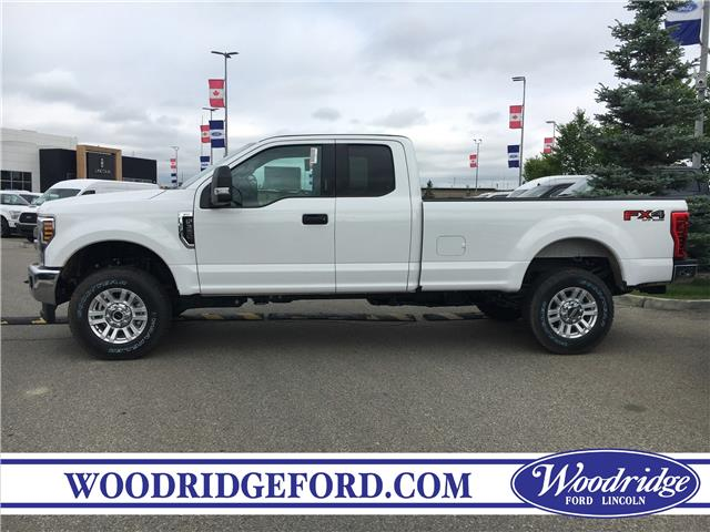 2019 Ford F-350 XLT (Stk: K-243) in Calgary - Image 2 of 5