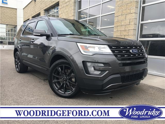 2017 Ford Explorer XLT (Stk: K-326A) in Calgary - Image 1 of 24