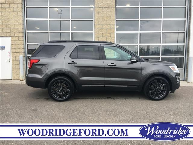 2017 Ford Explorer XLT (Stk: K-326A) in Calgary - Image 2 of 24