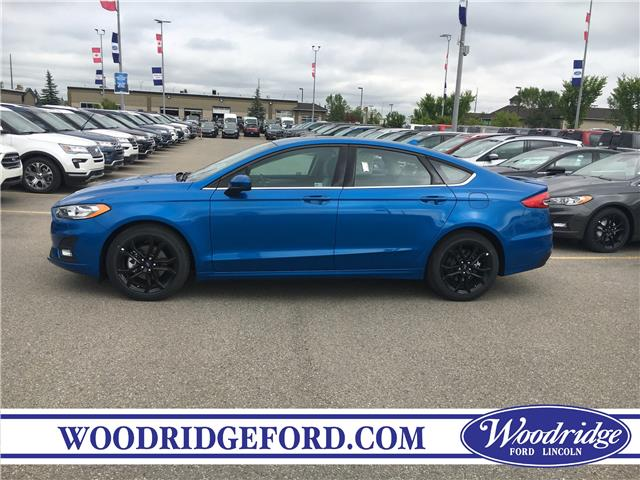 2019 Ford Fusion SE (Stk: K-728) in Calgary - Image 2 of 6