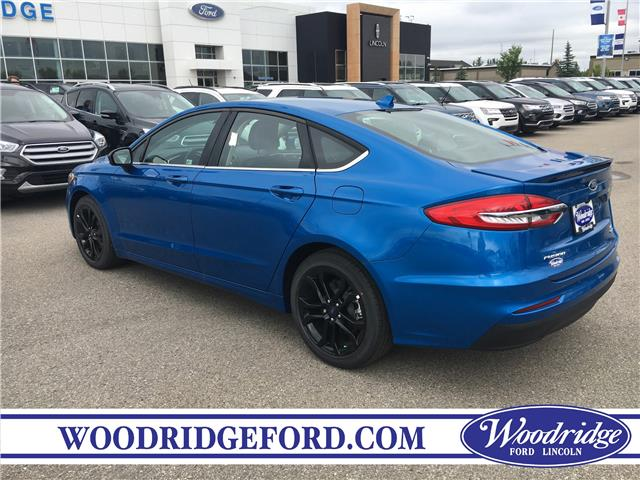 2019 Ford Fusion SE (Stk: K-728) in Calgary - Image 3 of 6