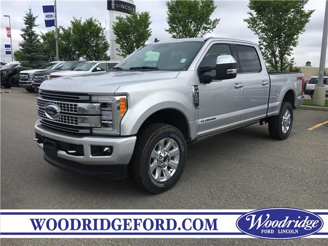 2019 Ford F-350 Platinum (Stk: K-2050) in Calgary - Image 1 of 6