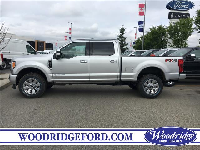2019 Ford F-350 Platinum (Stk: K-2050) in Calgary - Image 2 of 6