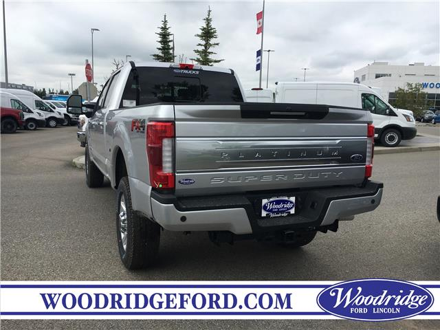 2019 Ford F-350 Platinum (Stk: K-2050) in Calgary - Image 3 of 6