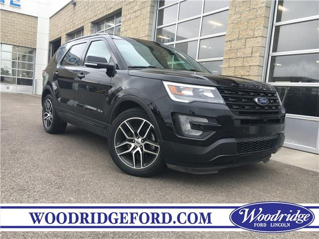 2017 Ford Explorer Sport (Stk: 17285) in Calgary - Image 1 of 24