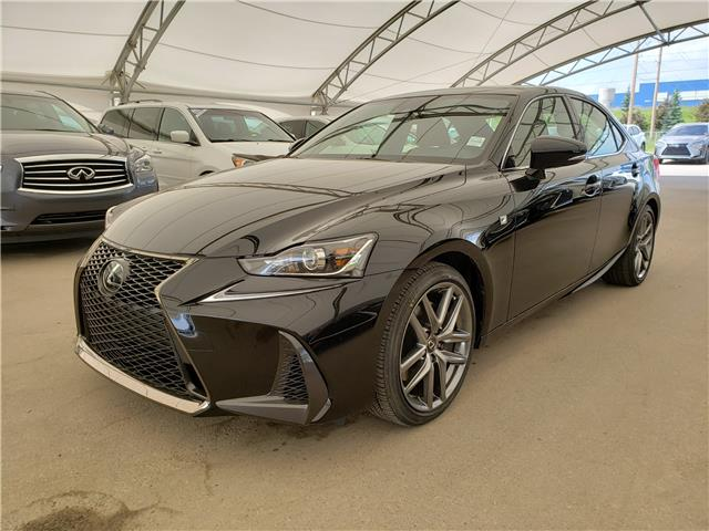 2019 Lexus IS 300 Base (Stk: L19493) in Calgary - Image 2 of 6